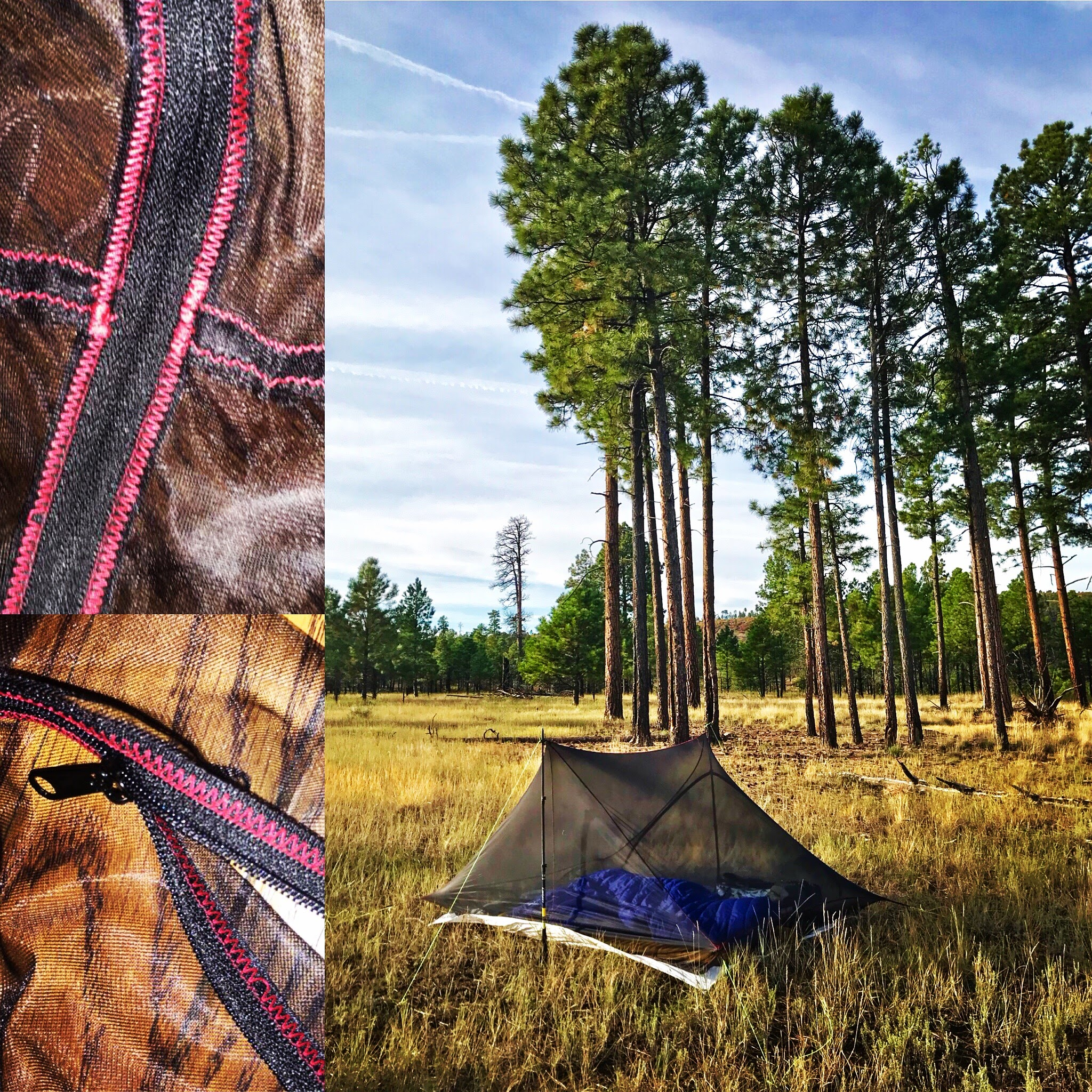 6 excellent reasons to camp with a mesh tent bandelier