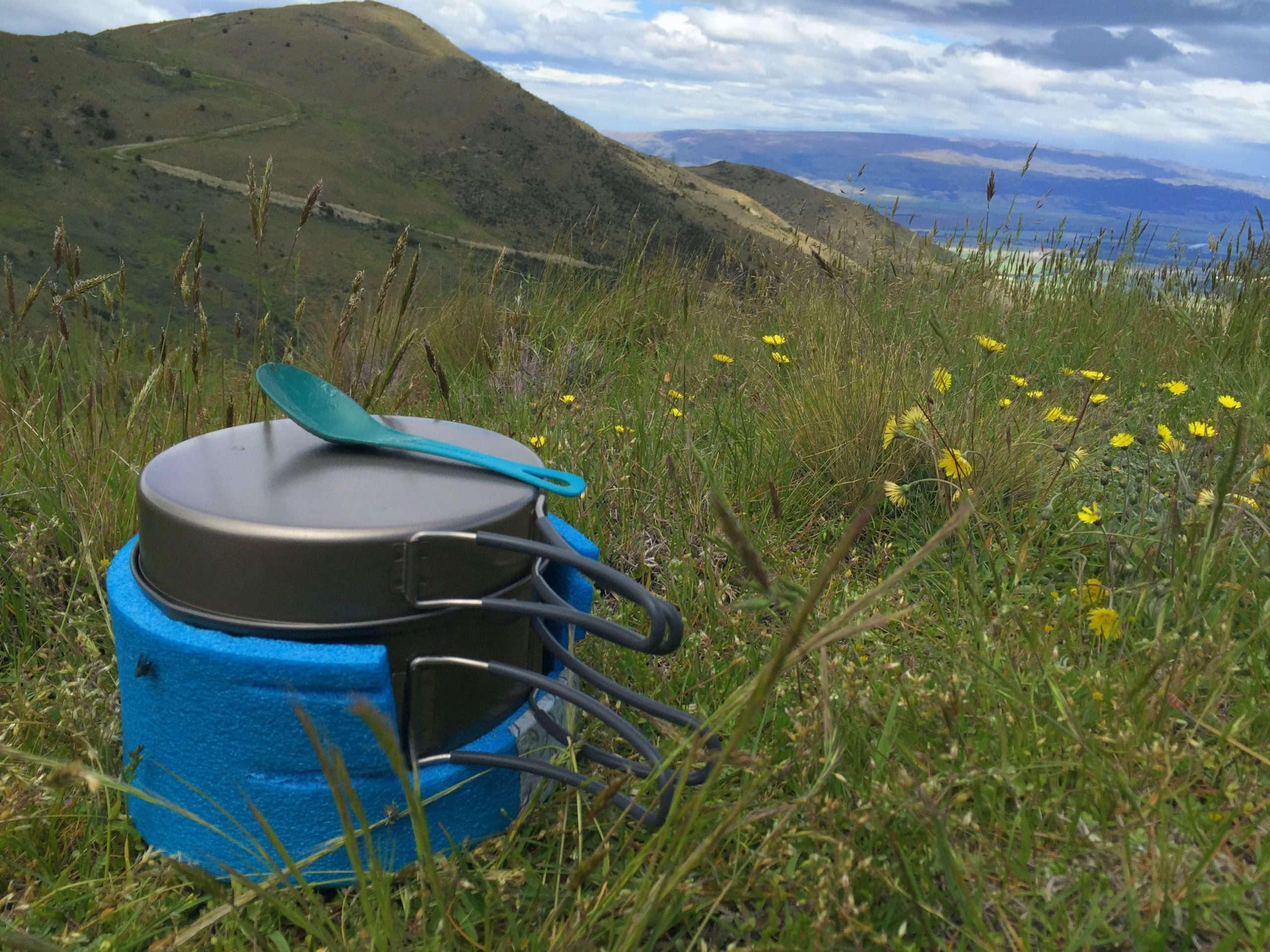 3 ways to make your backpacking fuel last longer pot cozy