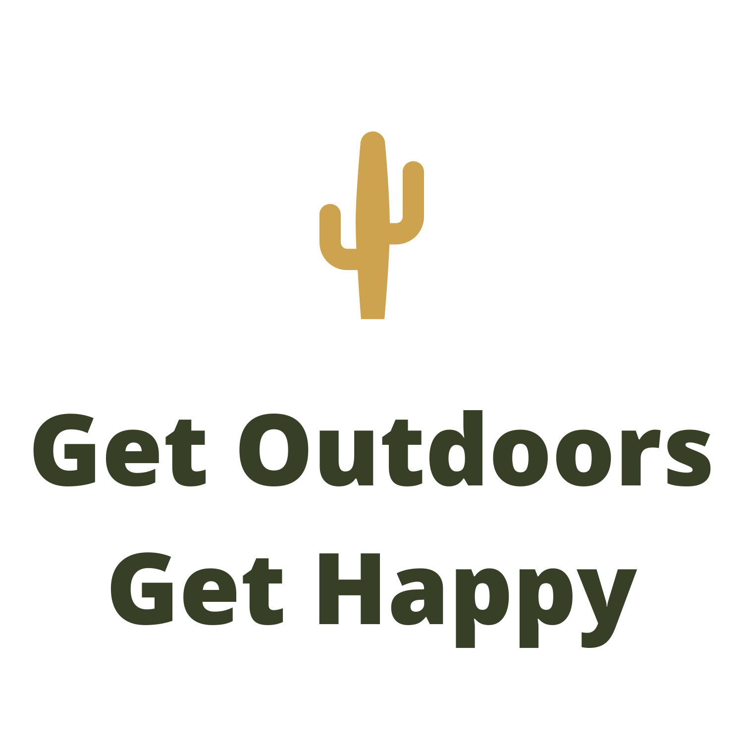Get Outdoors Get Happy