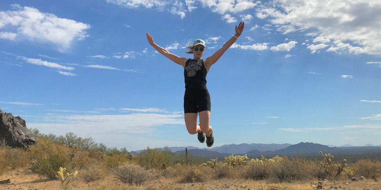 Desert Vista Trailhead Hikes, Phoenix Sonoran Preserve