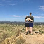 Taliesin Overlook Hike, McDowell Sonoran Preserve