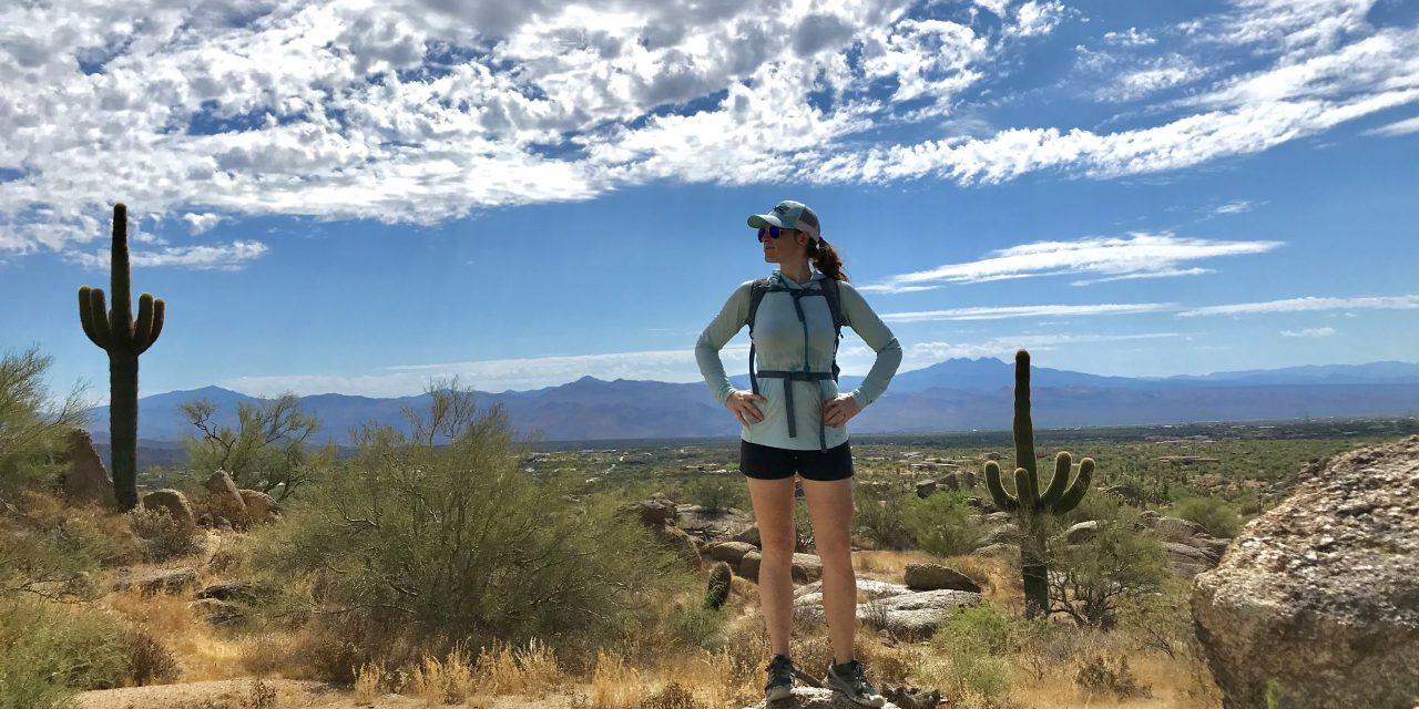Granite Mountain Loop Hike, McDowell Sonoran Preserve