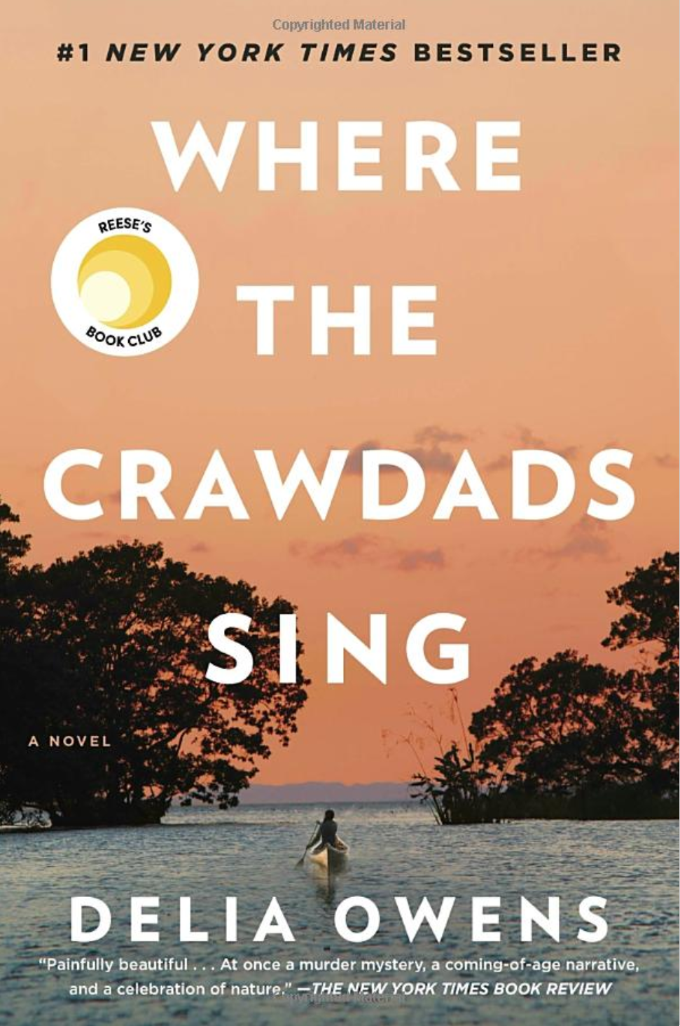 Get Outdoors Get Happy Where the Crawdads Sing Book Review