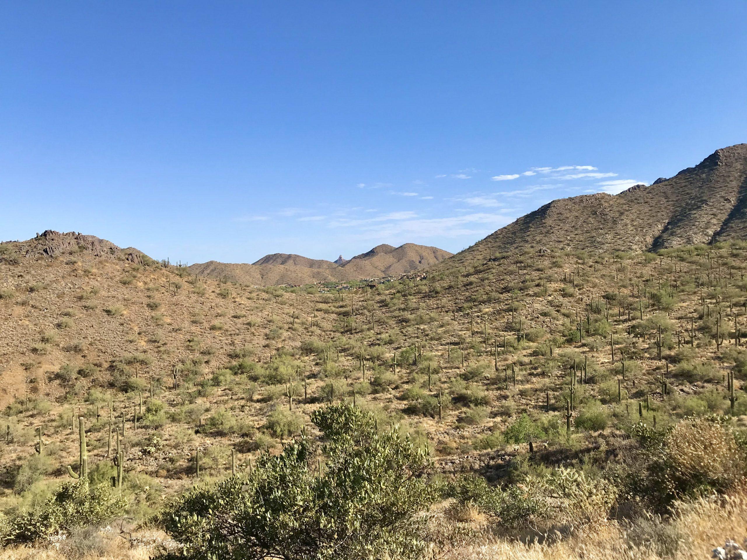 Inspiration Point Hike McDowell Sonoran Preserve Pinnacle Peak