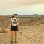 Ridgeline & Pima Wash Trail Hike, South Mountain Preserve