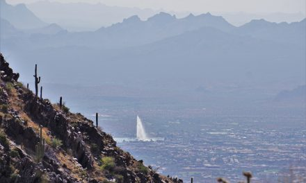 Hike to the Lookout, McDowell Sonoran Preserve