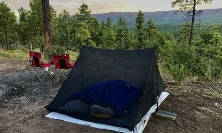 Dispersed Camping Fire Control Road (NF-64), Payson, AZ